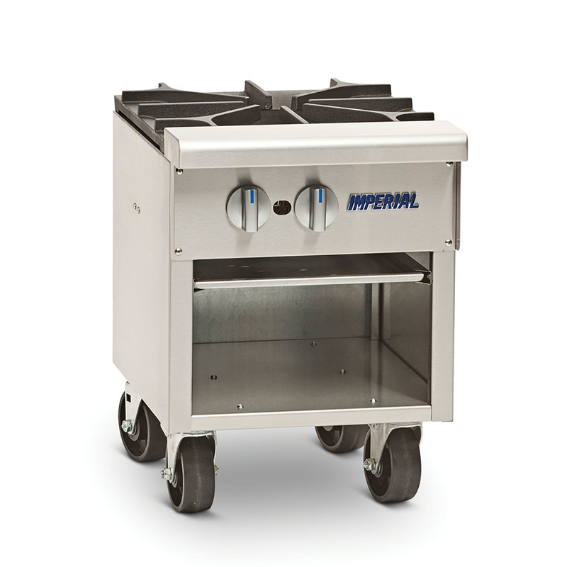 Imperial Gas Range Stock Pot - ISPA-18