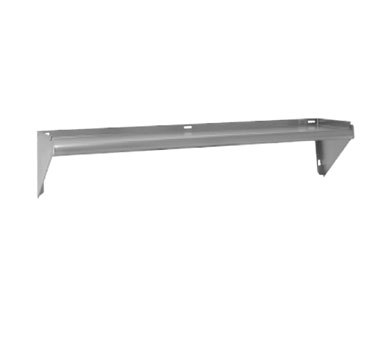 "Advance Tabco Wall Shelves - 48"" - WS-KD-48"