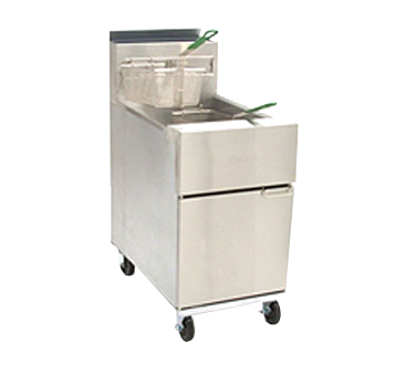 Frymaster/Dean Gas Floor Fryer - SR162G