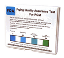 Miroil Frying Oil Test Kit - 12 Pack - FQA12PCM