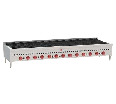 Wolf Countertop Charbroiler - SCB72