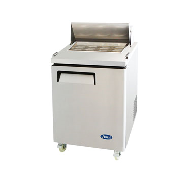 Atosa Refrigerated Counter Mega Top Sandwich/Salad Unit - MSF8305GR
