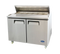 Atosa Refrigerated Counter Mega Top Sandwich/Salad Unit - MSF8306GR