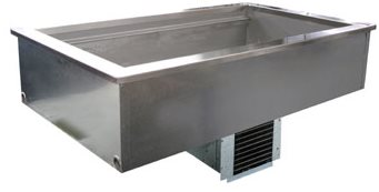 Delfield Drop In Mechanically Cooled Pan - N8143B