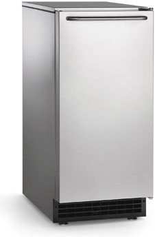 Scotsman Ice Maker - 26lbs capacity - 65-lbs per day - CU50PA-1