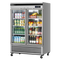 Turbo Air Glass Door Refrigerator - TSR-49GSD-N