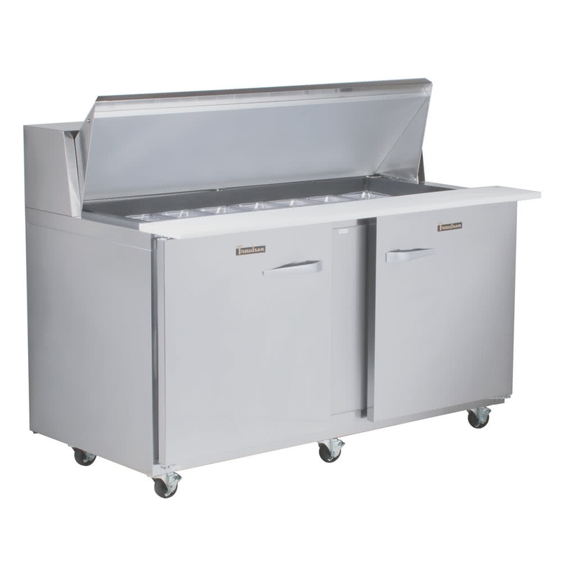 Traulsen Prep Table - UPT6024-LR