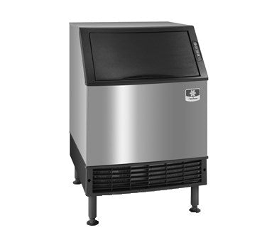 Manitowoc Undercounter Ice Maker - 225lbs per day - 80lbs bin - UY-0240A