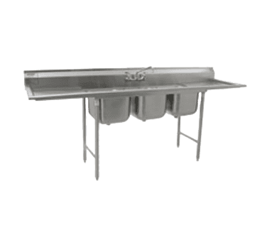 Eagle Group414-16-3-18-X 414 Series Sink