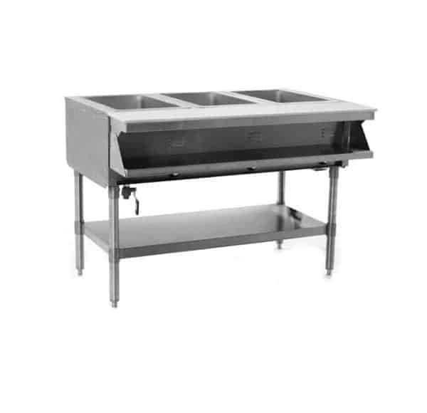 Eagle GroupSHT5-240-X Sealed Well Hot Food Table
