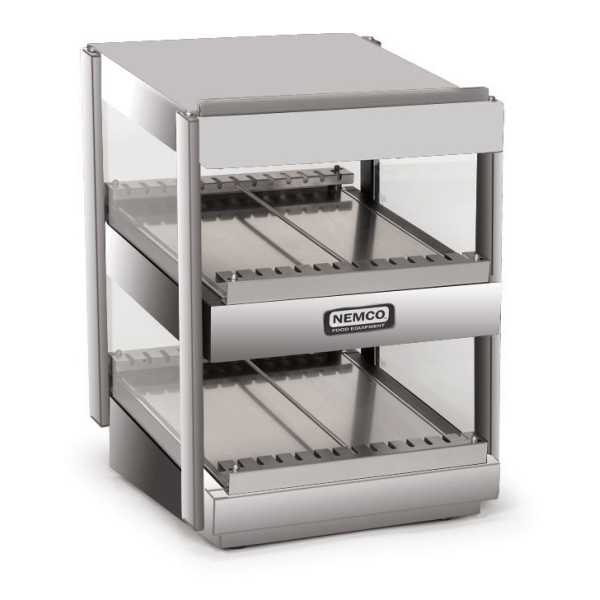 "Nemco SlantedDual Shelf18""Stainless, Model"