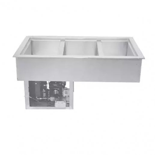 "Wells RCP-500 72"" Five Pan Drop In Refrigerated Cold Food Well"