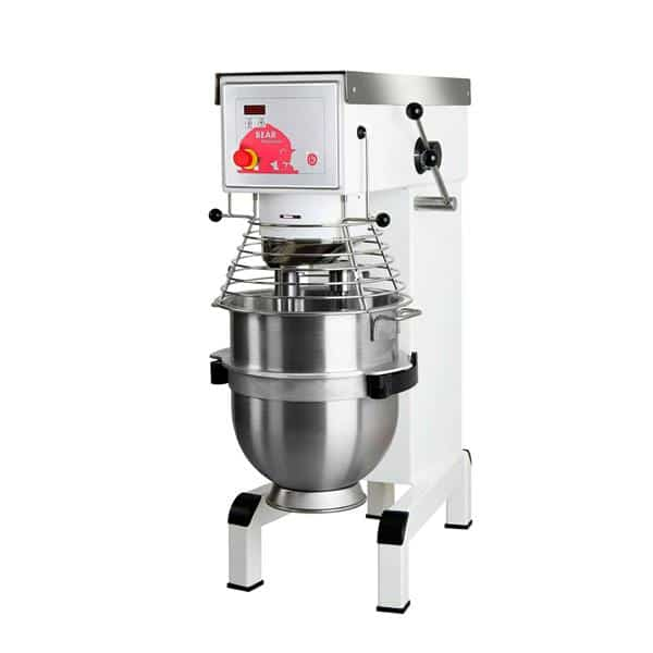 VarimixerV40P 40-Qt. Planetary Pizza/Food Mixer with Variable Speed Transmission