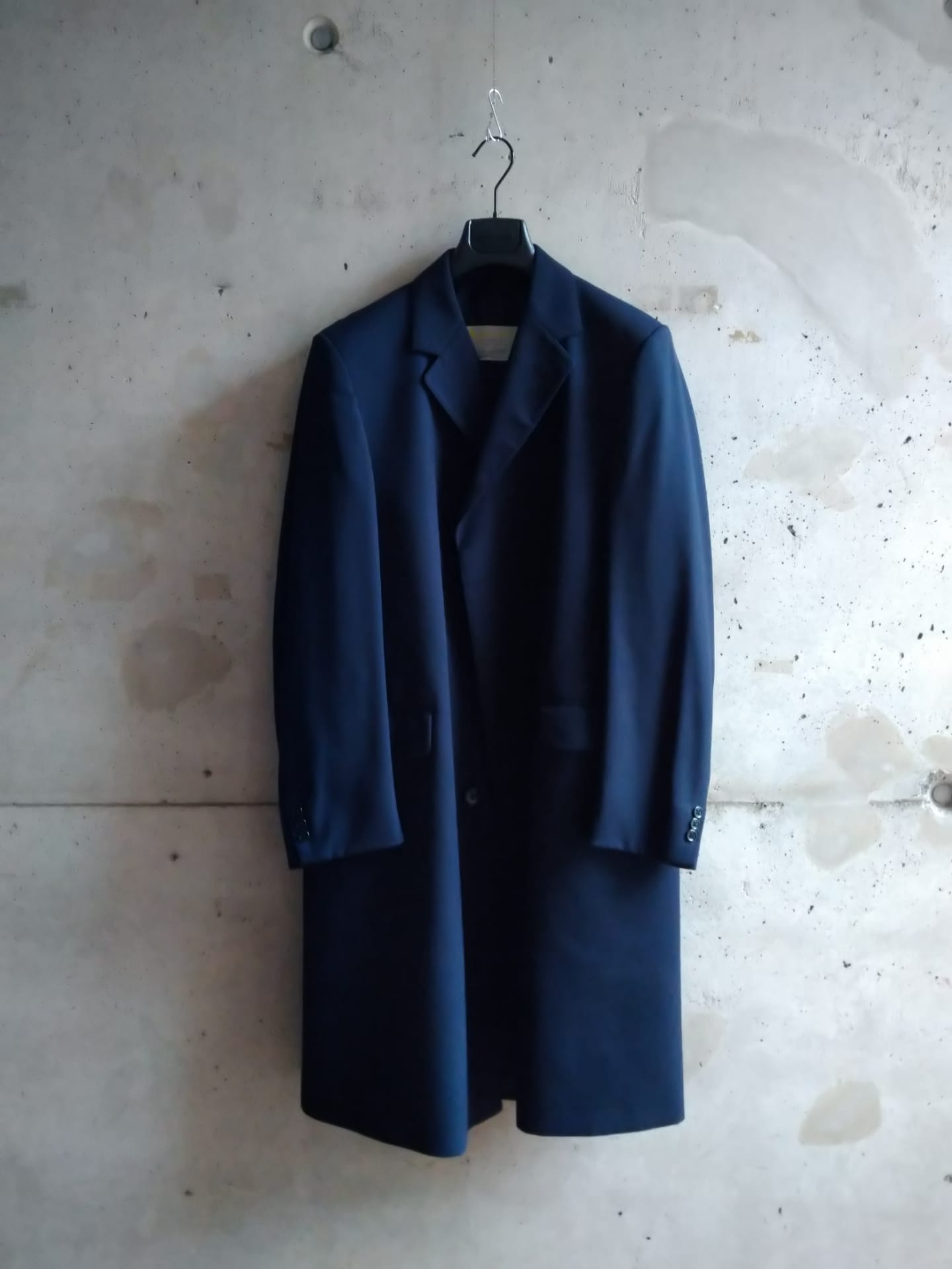 Aquascutum of London dark blue coat