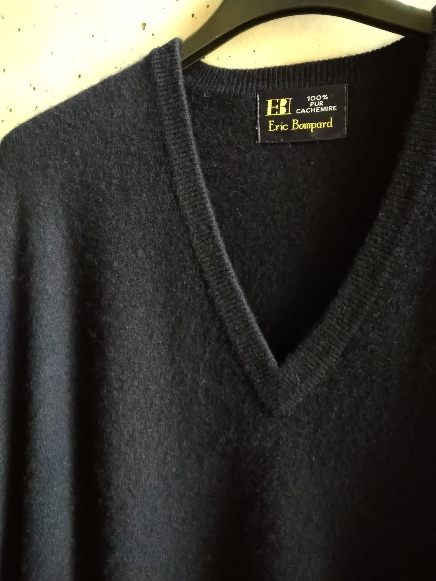 Eric Bompard cashmere sweater