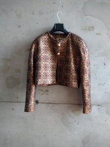 Lanvin brocart jacket