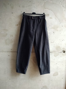 Gianni Versace plaid pants