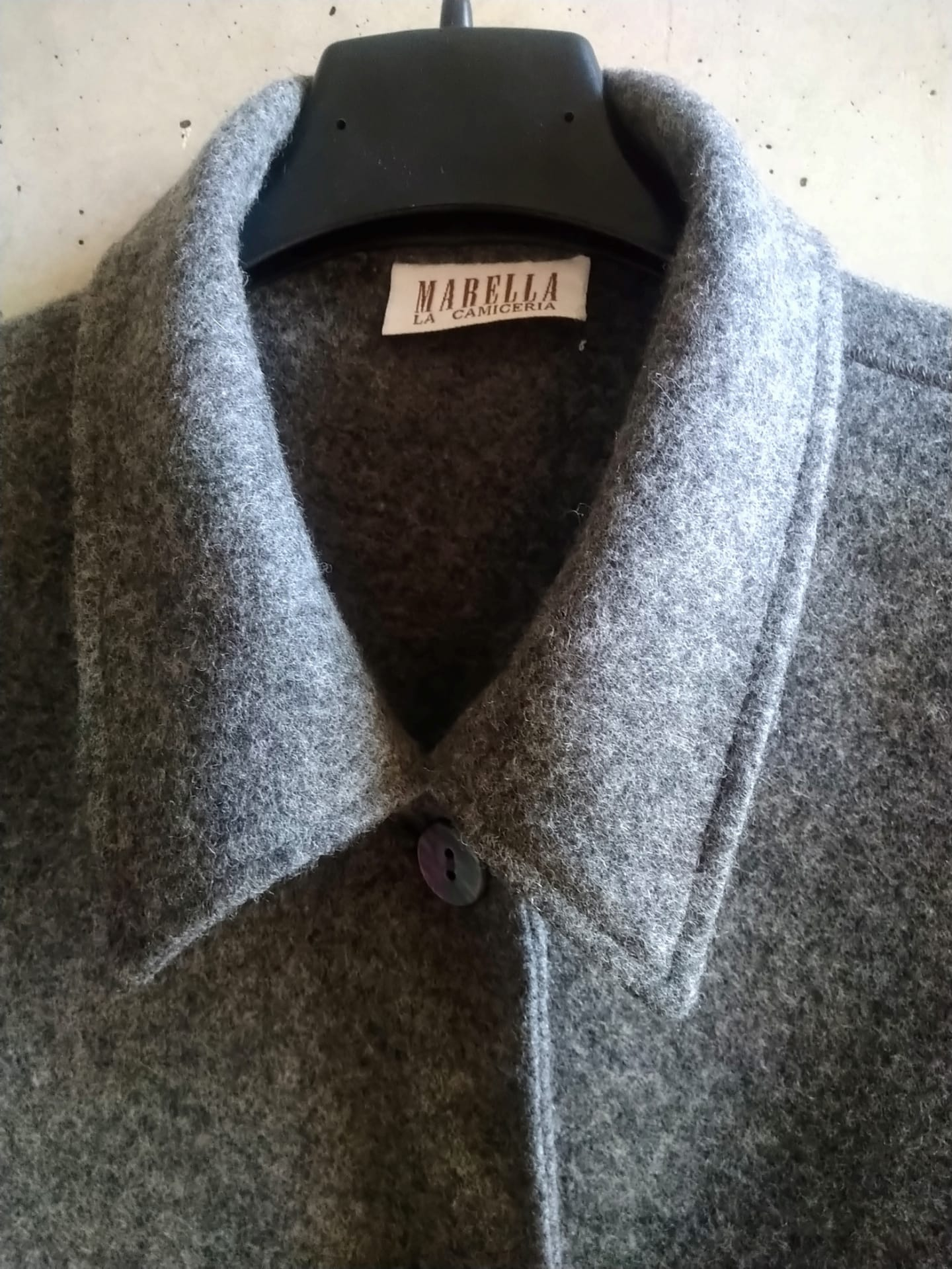 Marella wool shirt