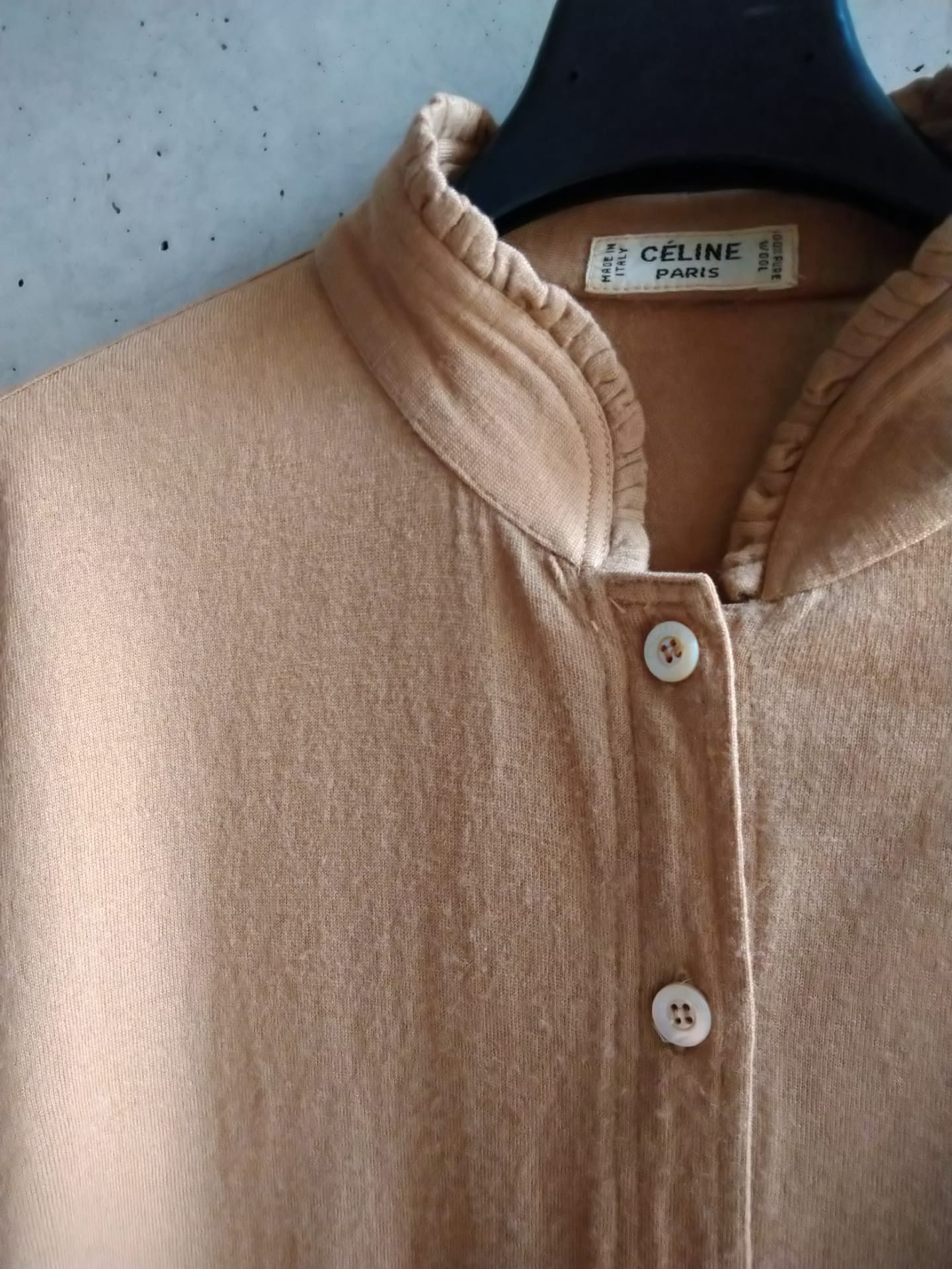 Celine wool shirt