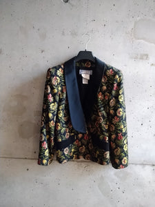 Yves Saint Laurent tapestry jacket