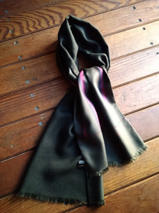 Celine wool and silk scarf