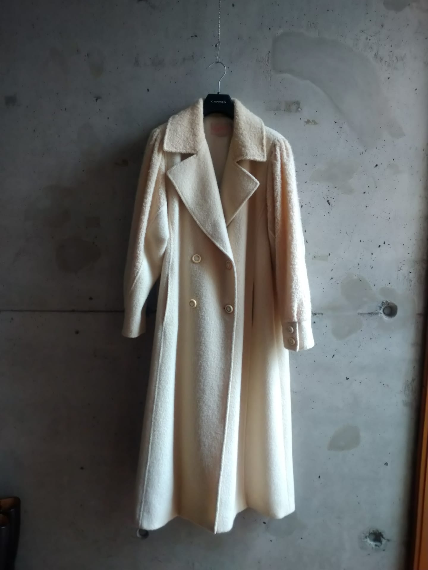 Byblos cream coat