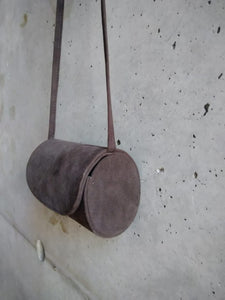 Natan small suede handbag