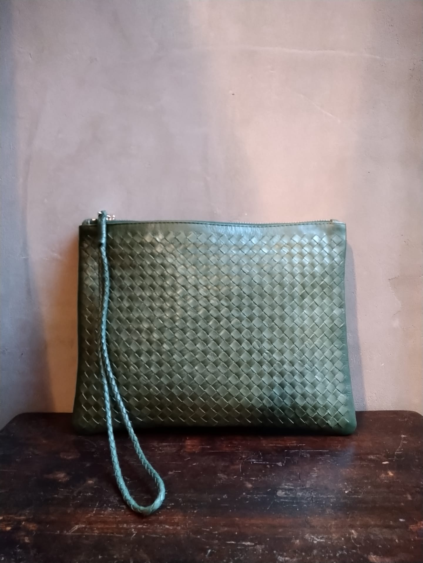 Dragon diffusion medium pouch / olive