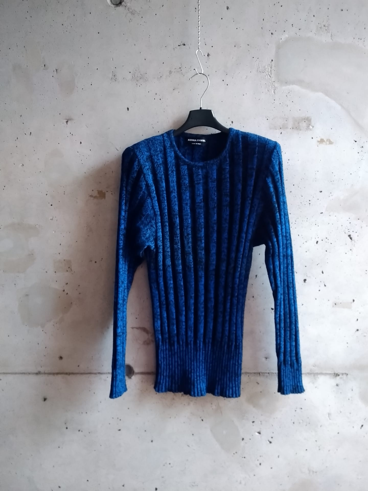 Sonia Rykiel sweater with removable collar