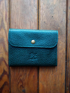 Il bisonte green wallet