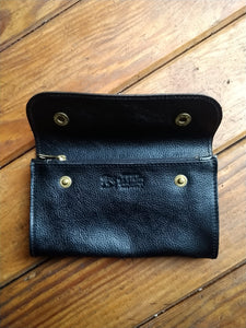 II bisonte black wallet