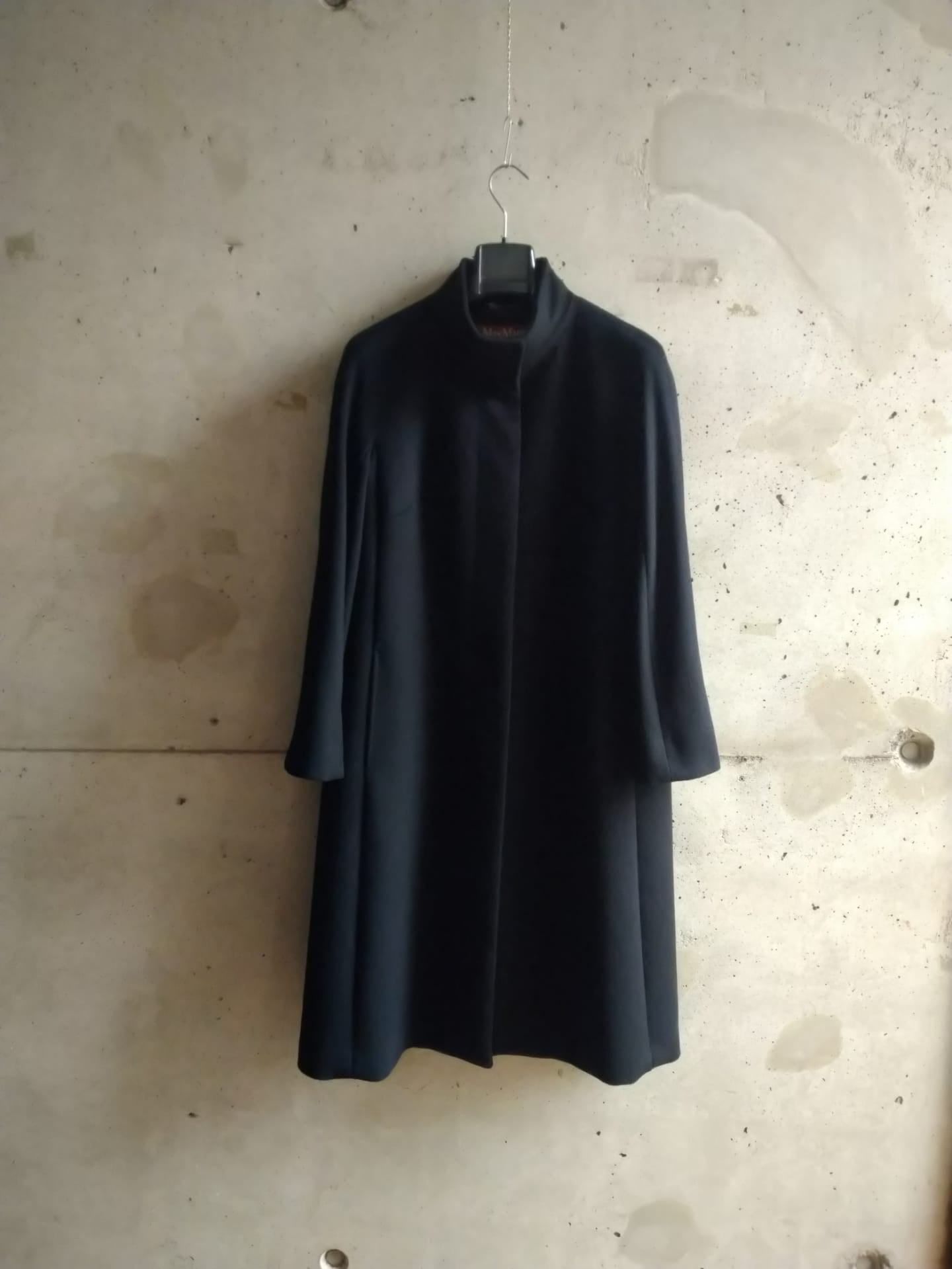 Max Mara black coat