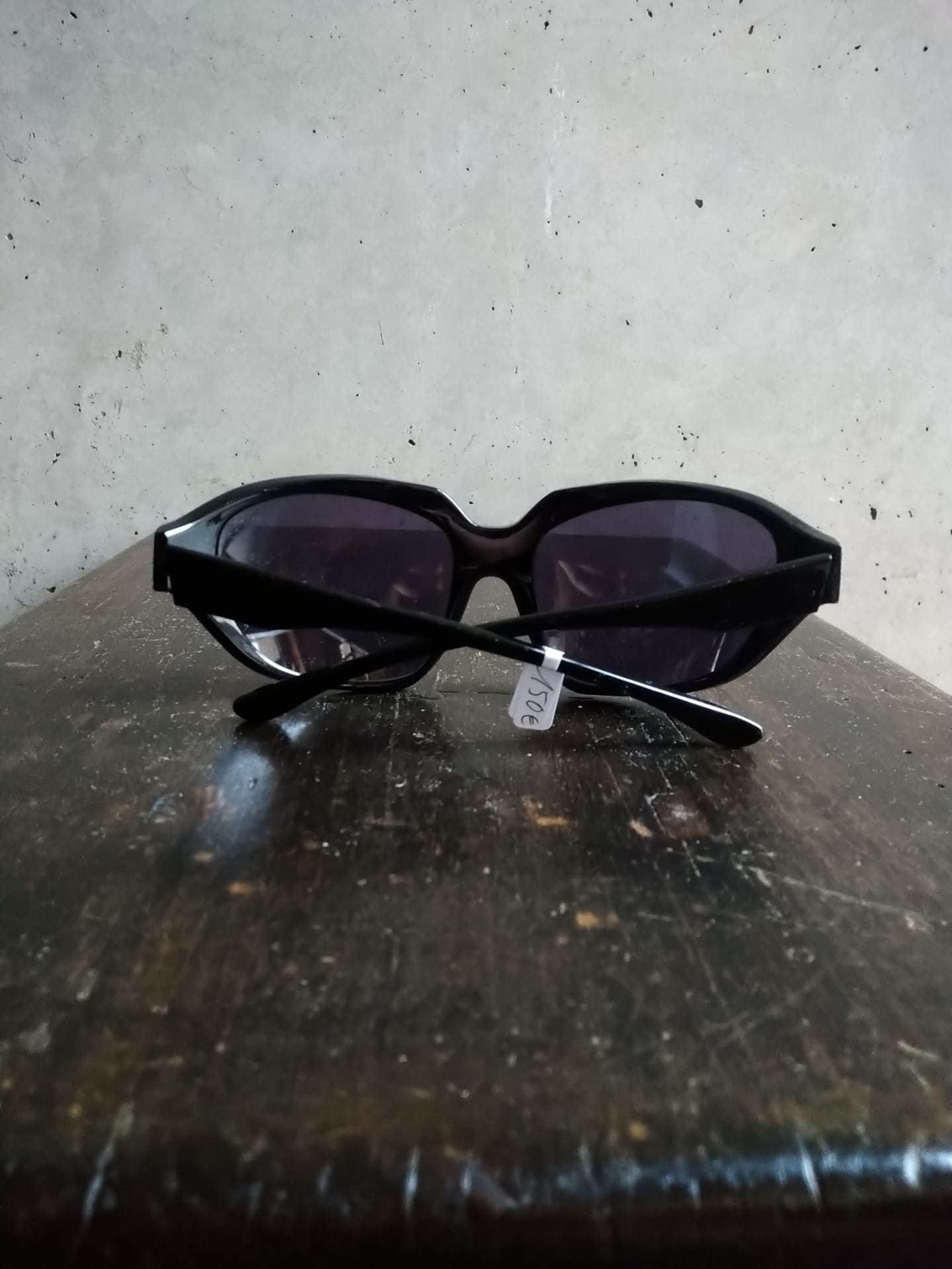Thierry Mugler black&white sunglasses