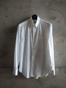 Giorgio Armani cotton white shirt