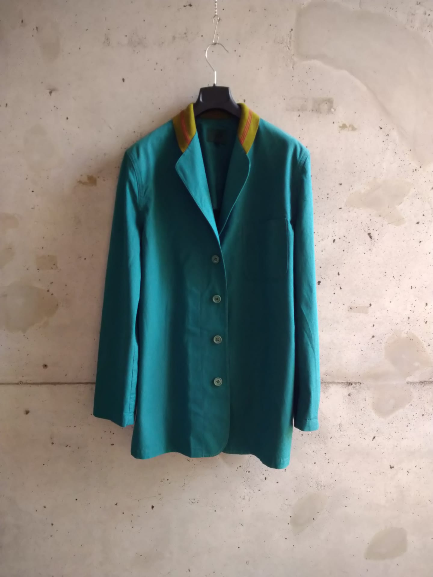 Junior Gaultier cotton jacket