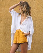 Sun-Proof Loose shirt top