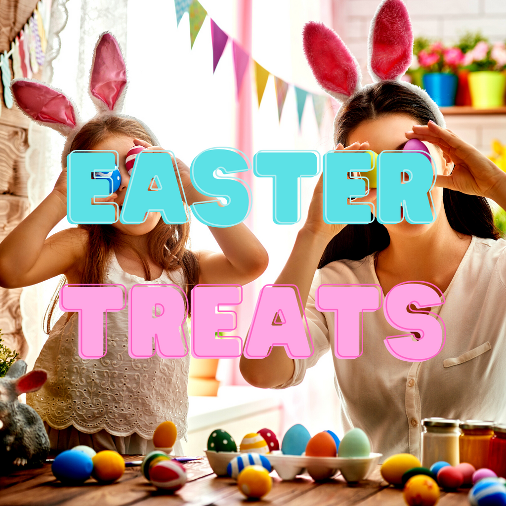Buy Easter Baking Supplies and Try Family Vegetarian Recipies