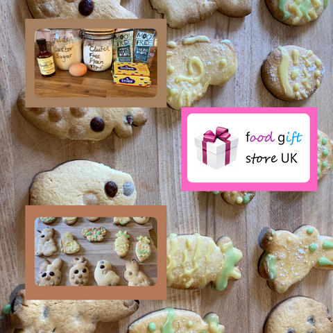 Create Your Own Honey Tea Food Gift Hamper UK Delivery Home Cooking Baking