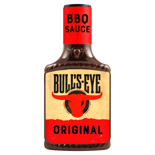 Bulls-Eye Original BBQ Sauce 300ml