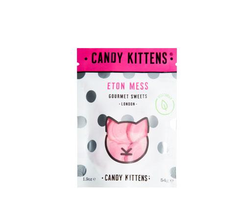 Candy Kittens Eton Mess Gourmet Sweets 54g