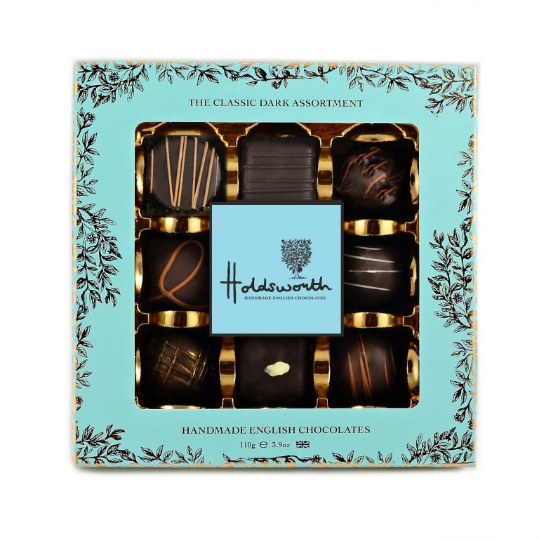 Holdsworth Classic Dark Assortment 110g