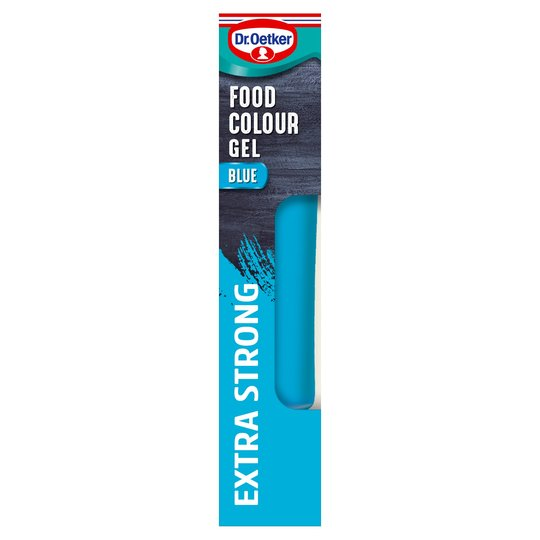 Dr. Oetker Food Colour Gel Blue 15g