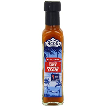 Encona West Indian Original Hot Pepper Sauce