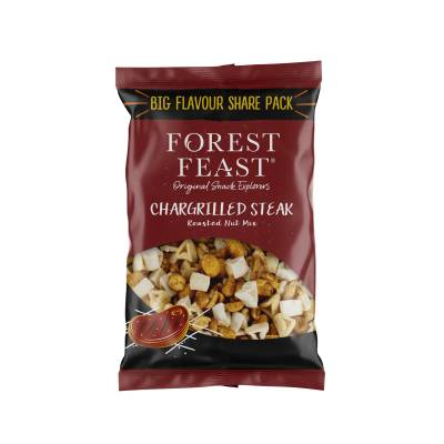 Forest Feast Wholesnack Share Bag Chargrilled Steak 175g