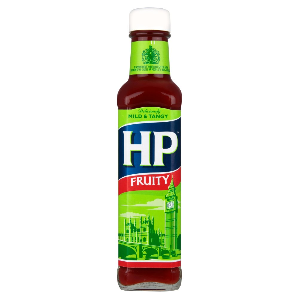 HP Fruity Brown Sauce 255g