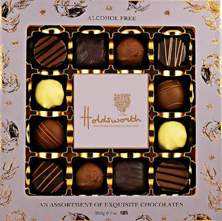 Holdsworth Signature Assortment Non Alcoholic Chocolates