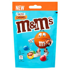 M&M'S Salted Caramel 109g