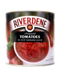 Riverdene Premium Chopped Tomatoes 400g