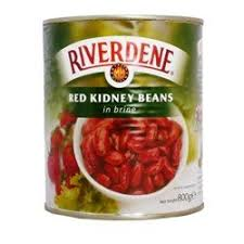 Riverdene Red Kidney Beans in Brine 400g