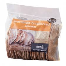 Sourdough Crispbread Original - Medium Size Bag